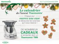 Calendrier De Lavent Thermomix.Des Cadeaux Avant Noel Grace Au Calendrier De L Avent