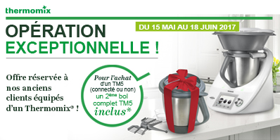 Espace recettes thermomix - Service client thermomix ...