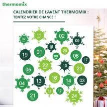 Calendrier De Lavent Thermomix.Le Calendrier De L Avent Thermomix Vous Gate Tout Au Long Du